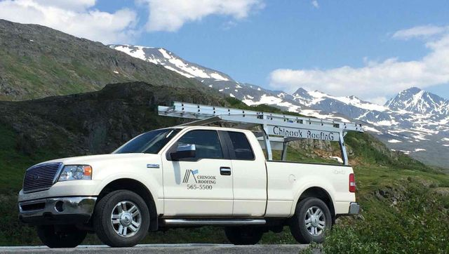 Chinook Roofing proudly services the Alaskan cities of Anchorage and Eagle River