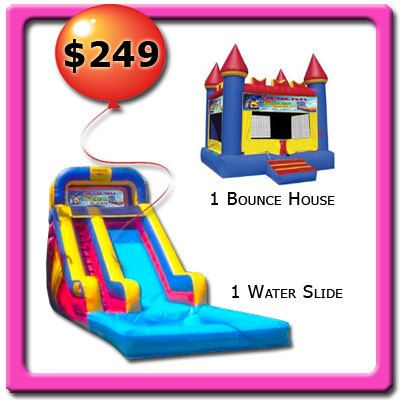 Bounce Houses And Water Slides In Rhode 41