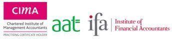 CIMA aat ifa logos