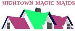 Hightown Magic Maids logo