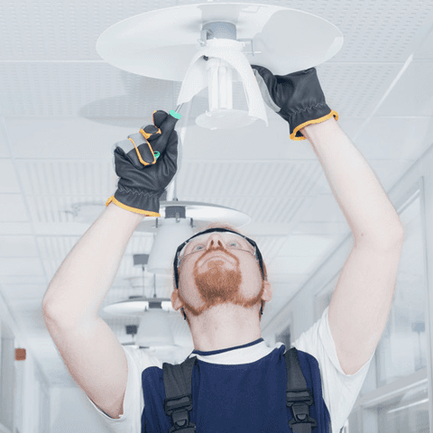 registered electricians