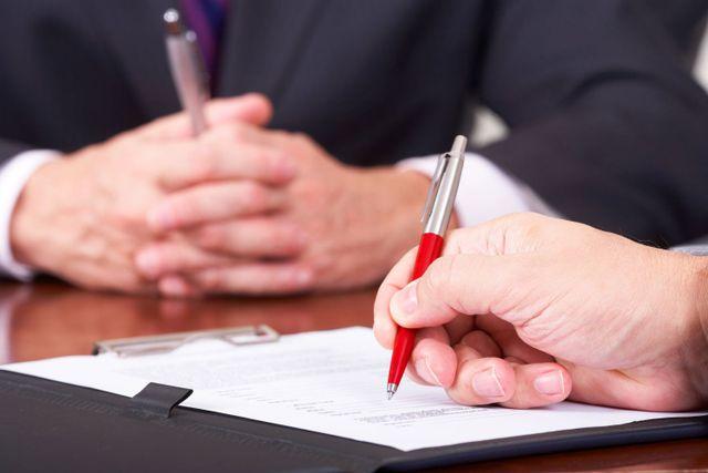 Estate planning papers in Cincinnati, OH