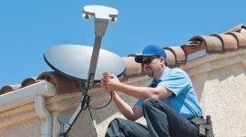 riparazione antenne, riparazione parabole, manutenzione parabole