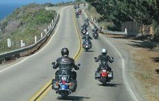 Tour in Harley Davidson
