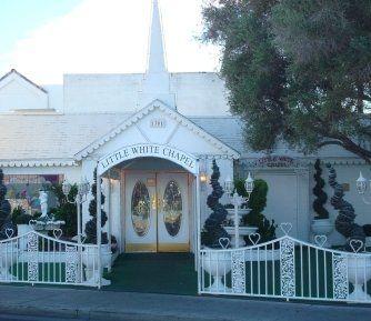 cappelletta a Las Vegas