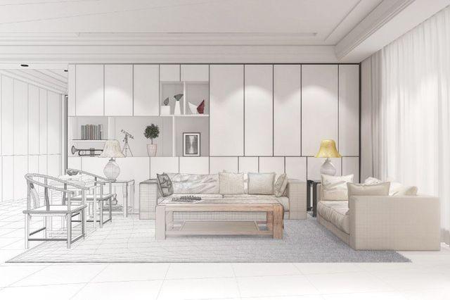 Soluzioni Di Interior Design Di Appartamenti Roma Le Ma