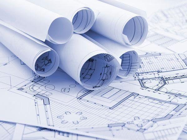 progetti edili su carta