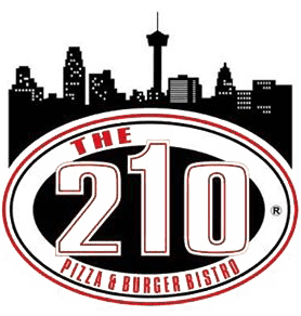 The 210 Pizza & Burger Bistro in San Antonio, TX