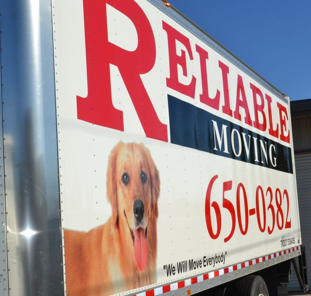 Moving Services Local Movers Amp Reliable Movers San