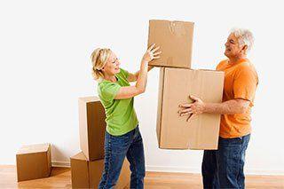 Residential Movers San Antonio, TX