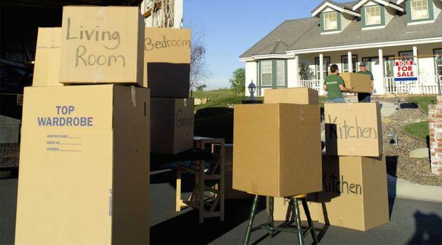 Residential Moving Service San Antonio, TX