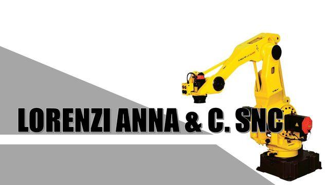 Lorenzi Anna Pulitura Metalli - Logo