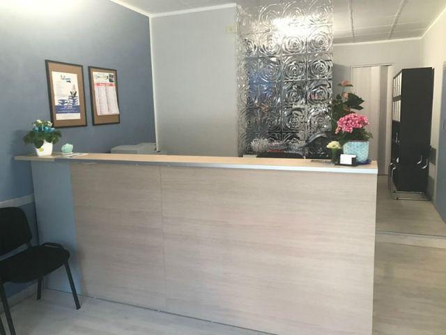 banco di una reception