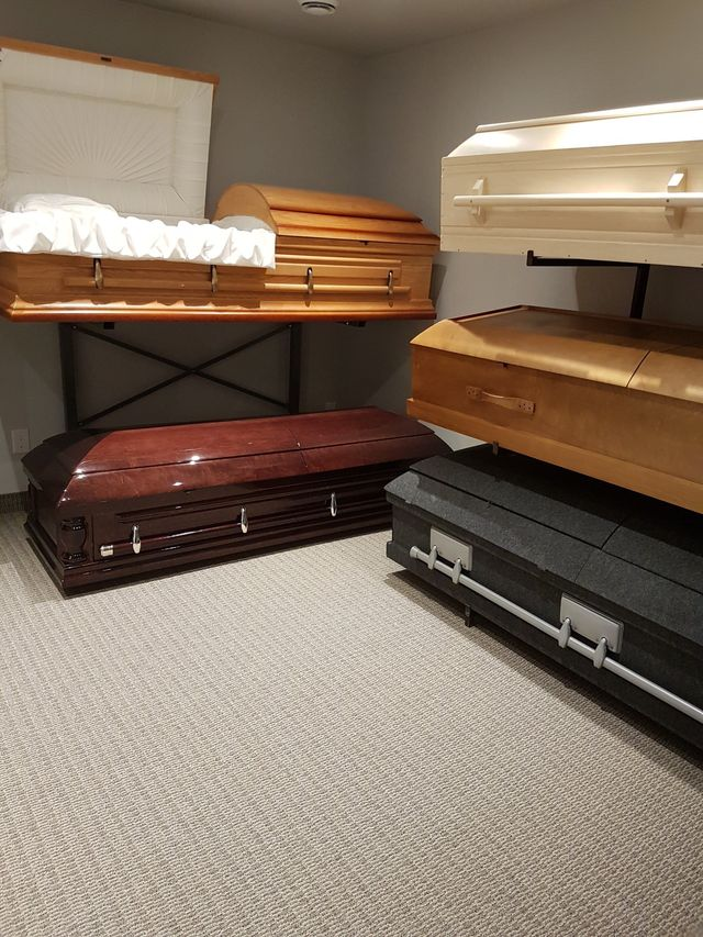 funeral caskets st catharines on