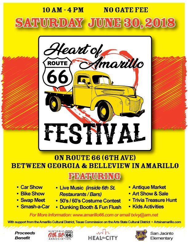 Route Eat Drink Antique - Rt 66 car show