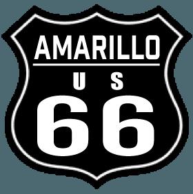 Vintage Route 66 Logo