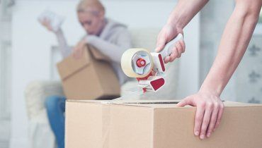 Domestic removal services