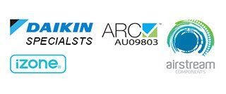 ramsays air conditioning partner logos