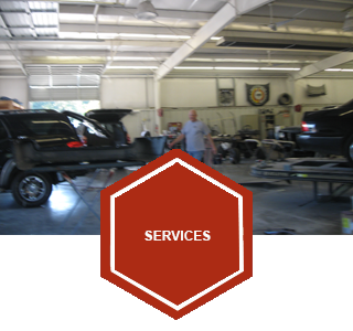 Auto Body Shop Spartanburg, SC