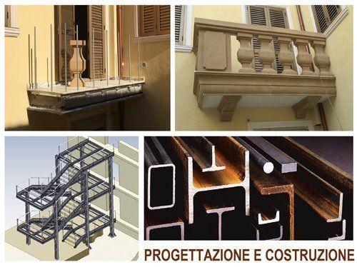 esempi di carpenteria metallica