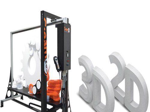 macchina per incisione e stampe polistirolo