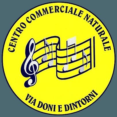 Centro commerciale naturale Via Doni - Logo
