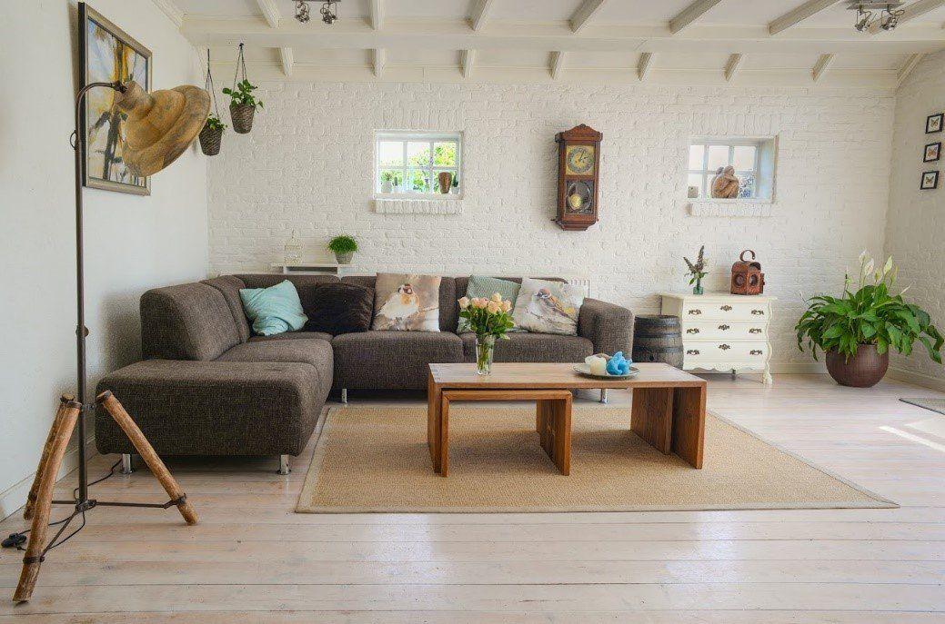 Modern Open Plan Kitchen with Living Area — Lorton, VA — Fairfax Transfer and Storage Inc.