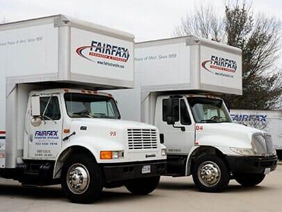 Company Trucks U2014 Local Moving Company In Lorton, VA