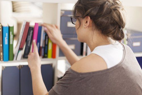 Library - Transfer and Storage in Lorton, VA
