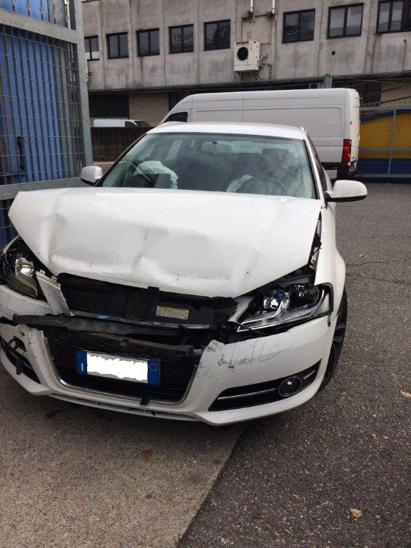 auto incidentata