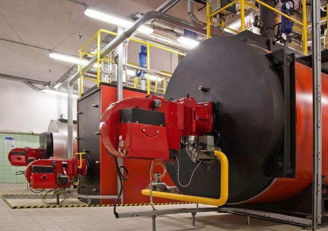 Boiler parts manufacturing