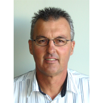 David James of Tracgrip Hydraulics & Equipment Ltd. in New Zealand