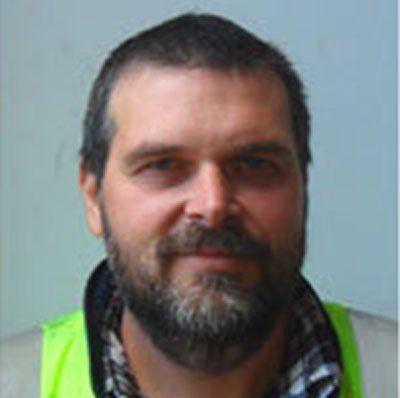 Richard Lewis of Tracgrip Hydraulics & Equipment Ltd. in New Zealand
