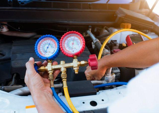 air conditioner repair for cars