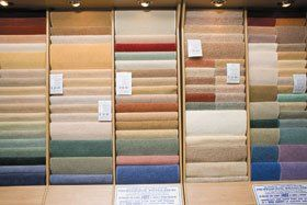 Carpets and flooring - Perth, Perthshire - Bryan Steele Carpets - Carpet shop