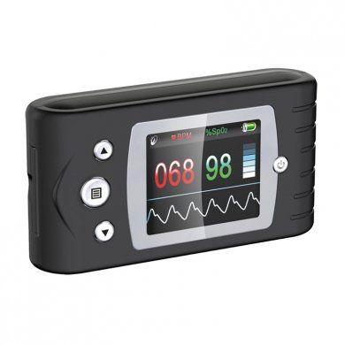 Pulsossimetro palmare con display