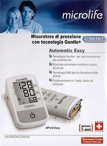 misuratore di pressione con tecnologia Gentle +