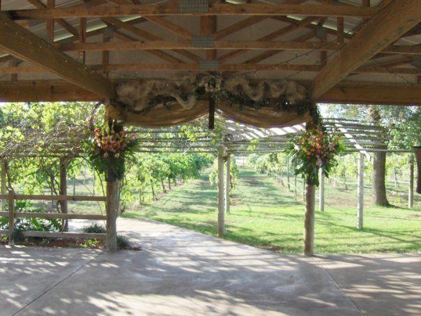 Outdoor Wedding Venue in San Antonio, TX