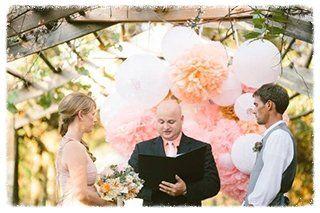 Outdoor Wedding in San Antonio