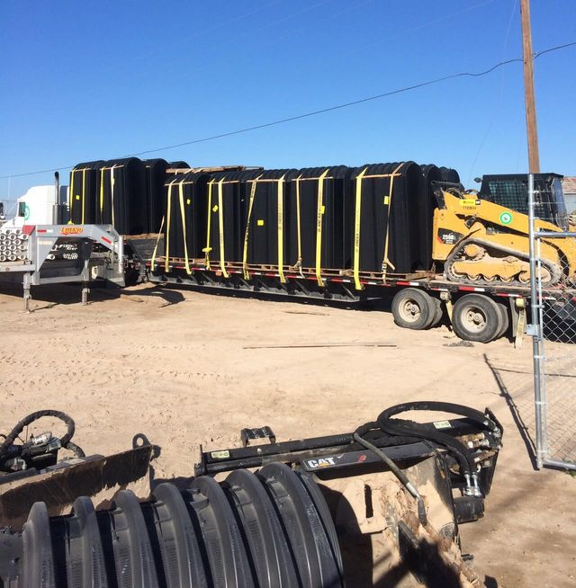 septic tank Pecos, TX