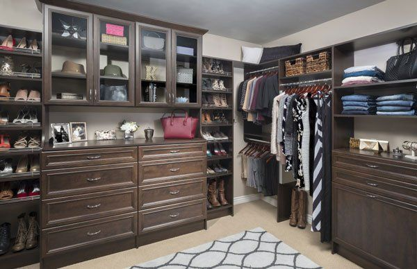Custom Closets Start With A Free Consultation