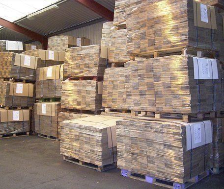 box supply