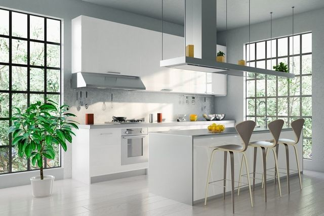 The Characteristics of a Contemporary Kitchen