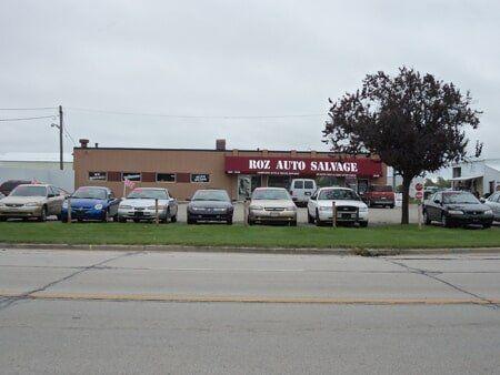 Used Auto Parts Milwaukee Wi Roz Auto Salvage