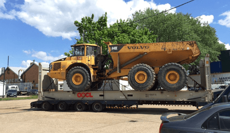 heavy vehicle transport