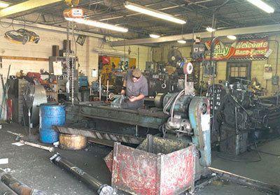 Heavy Equipment Repair Odessa TX