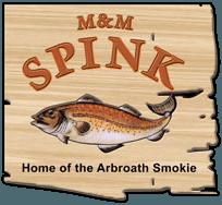 M & M Spink Logo