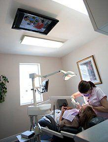 Modern dental treatments