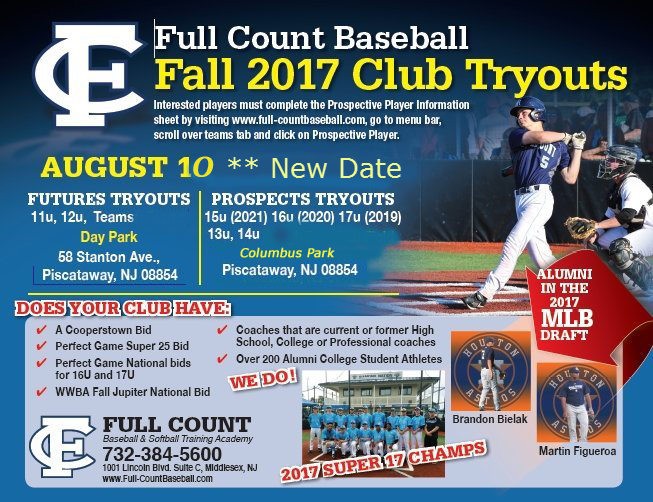 Full Count Baseball and Softball Academy