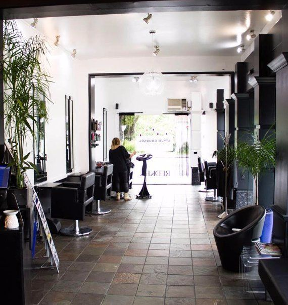 Hairdressers with supplies and tools in Auckland
